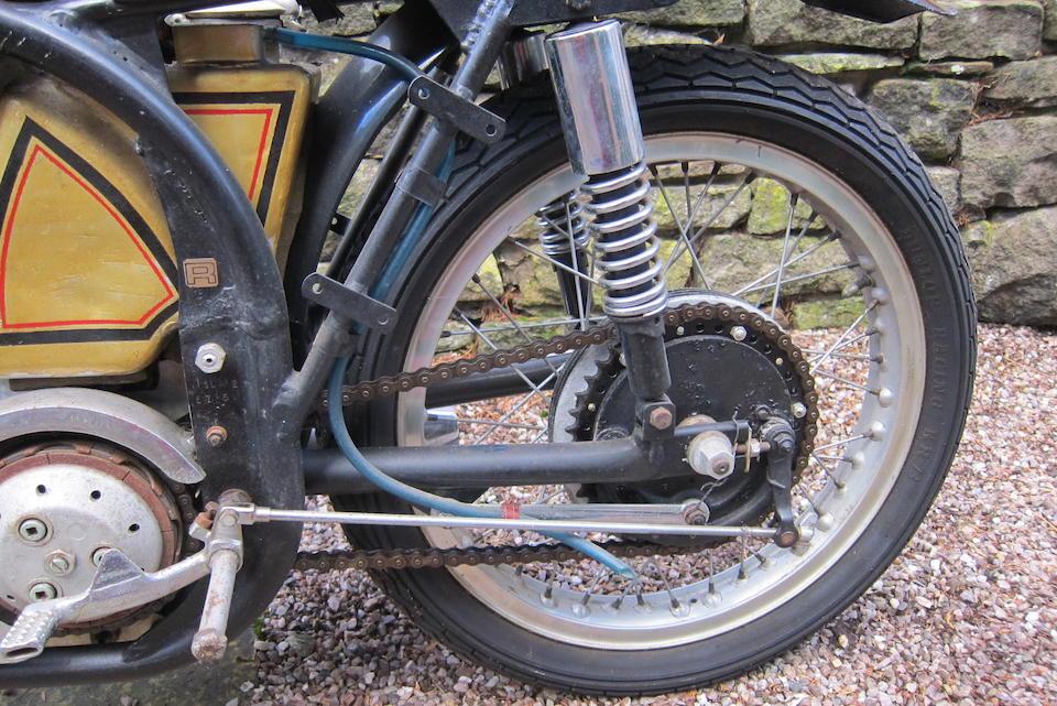 1954 Norton 348cc Manx Model 40M Frame no. J10M2 57859 Engine no. K10M 62506