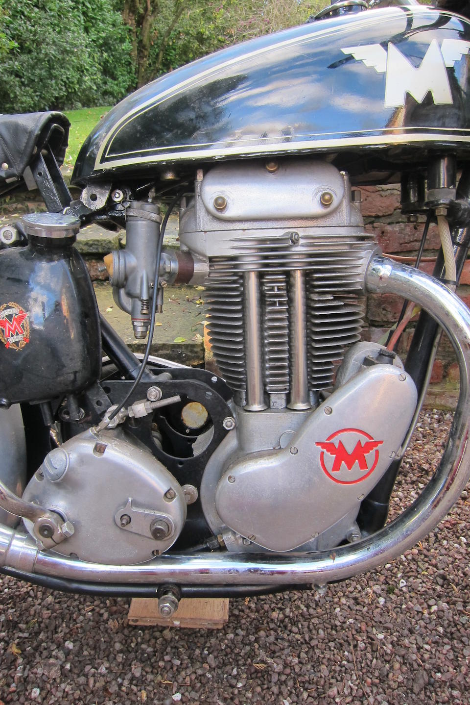 c.1948/1952 Matchless 499cc G80 'Competition' Project Frame no. 30359 (see text) Engine no. 52/G80 1128C