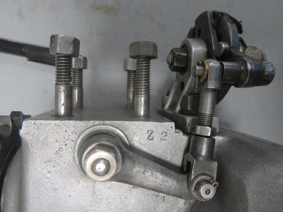 A Sturmey Archer Four-Stud gearbox