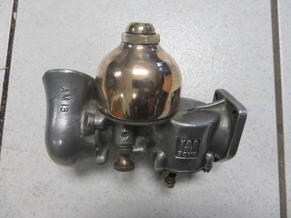 A Schebler carburettor