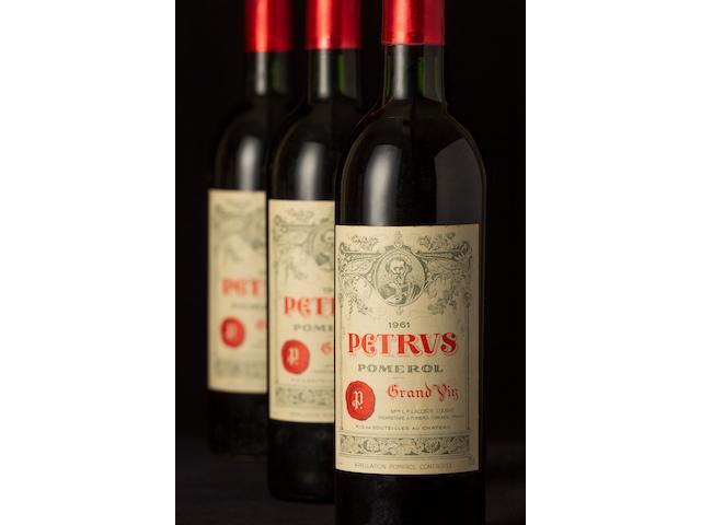Pétrus 1961, Pomerol (3)