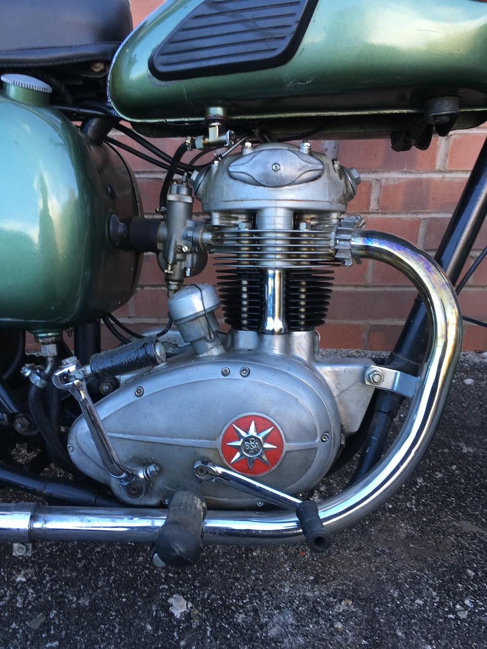 1959 BSA 247cc C15 Frame no. C15 5558 Engine no. C SS 700