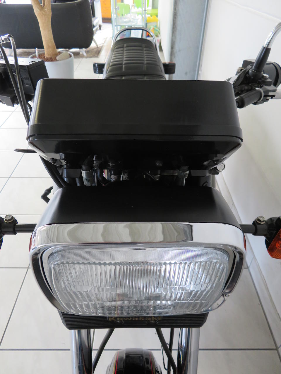 1983 Kawasaki Z1300 Frame no. KZ130A-015933 Engine no. KZT30AE-16442