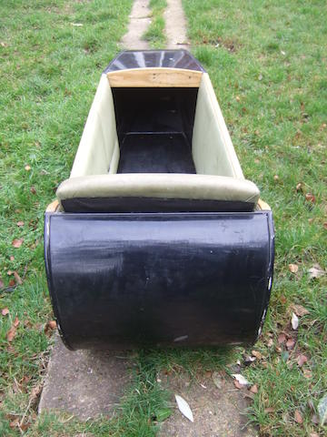 A believed Vintage sidecar body