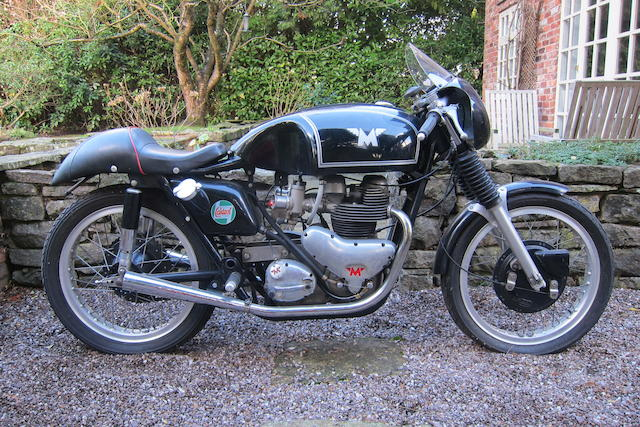 Matchless 498cc G45 Replica Racing Motorcycle Frame no. LCH194SH Engine no. none