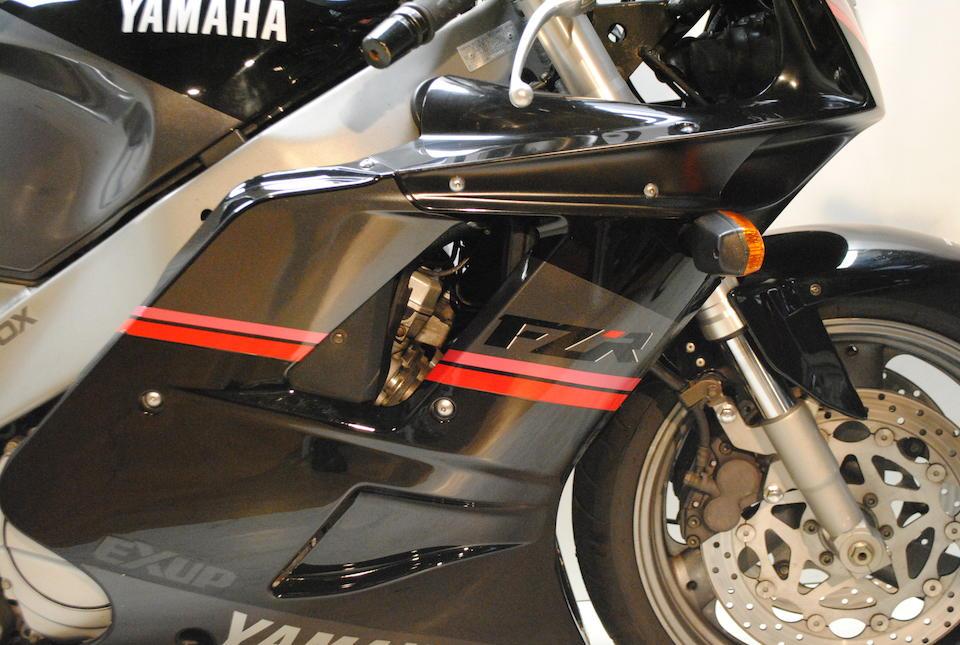 1991 Yamaha FZR1000 EXUP Frame no. 3GM-020068 Engine no. 020068