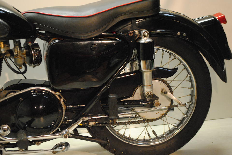 c.1956 Matchless 348cc Model G3L Frame no. to be advised Engine no. 56 16M 28093 (see text)
