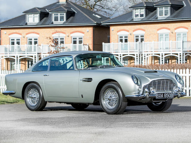 1964 Aston Martin DB5 Sports Saloon  Chassis no. DB5/1436/R