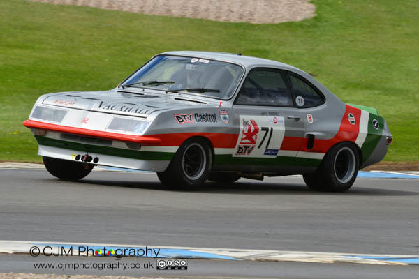 The ex-Gerry Marshall, Dealer Team Vauxhall, Forward Trust Special Saloon Car Championship-winning ,1971 Vauxhall Firenza Competition Saloon 'Old Nail'  Chassis no. WBB506