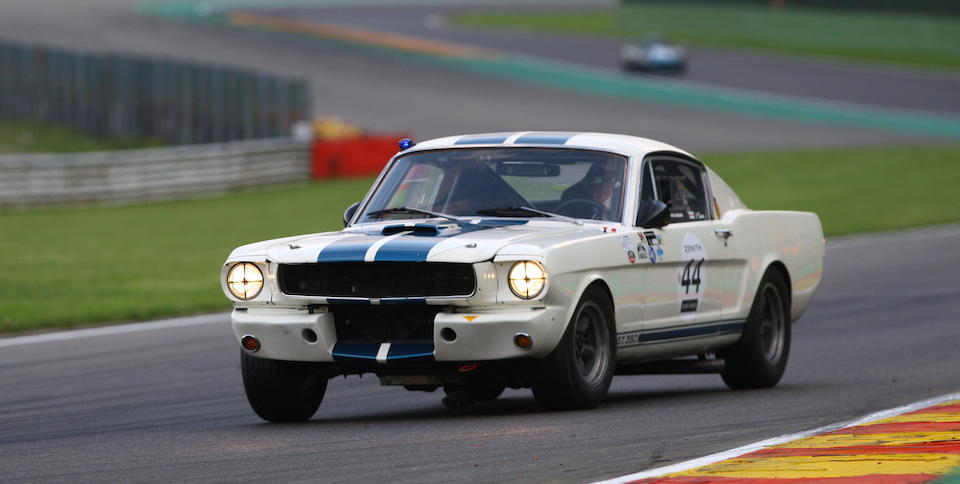 1966 Ford Mustang Shelby GT350 FIA Competition Coupé  Chassis no. SFM 6S935