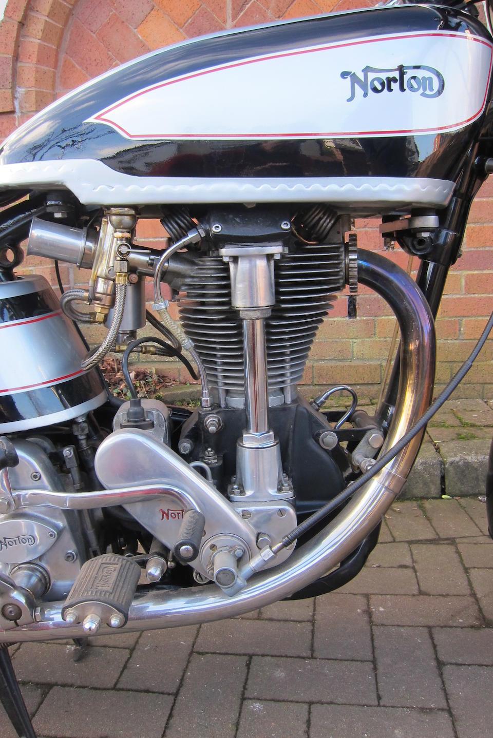 1950 Norton 499cc ES2 / International Frame no. E4 31175 Engine no. 69730 E11