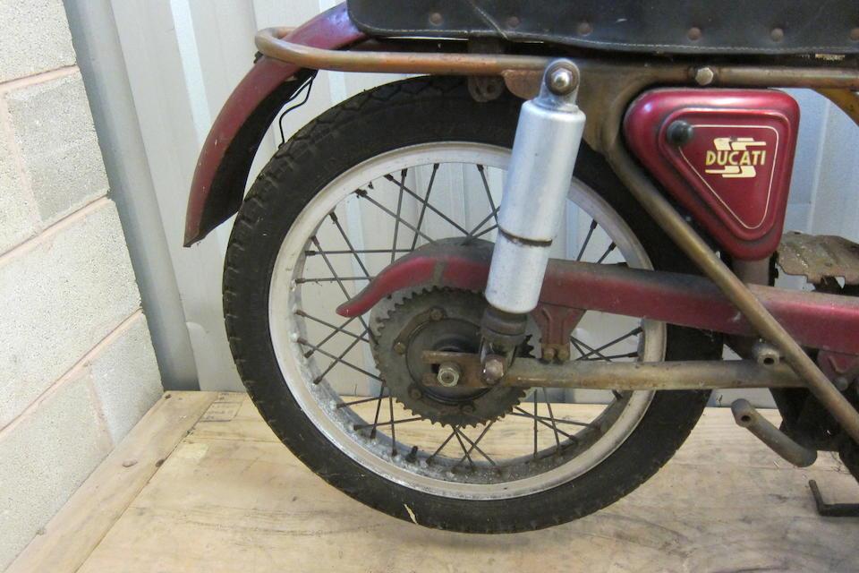 1965 Ducati 204cc Elite Project Frame no. DM200E*155279* Engine no. 157135 DM200E