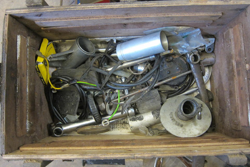 1967 Ducati 250 Mark 3 Project Frame no. DN250*94969* Engine no. DM250M3 103642