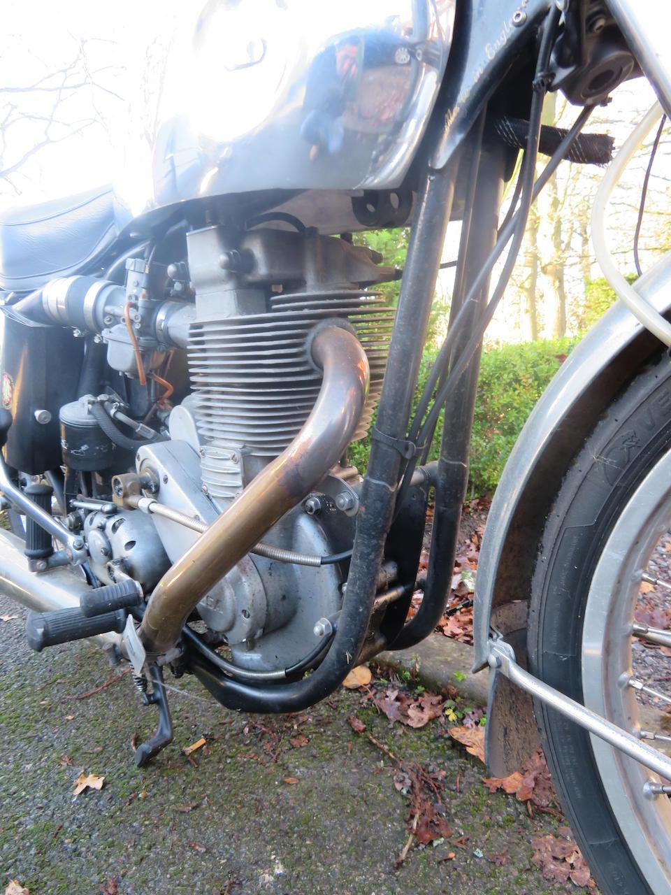 Property of a deceased's estate, c.1959 BSA 498cc Gold Star Catalina Frame no. CB32C.138 Engine no. DBD.34.GS.3737