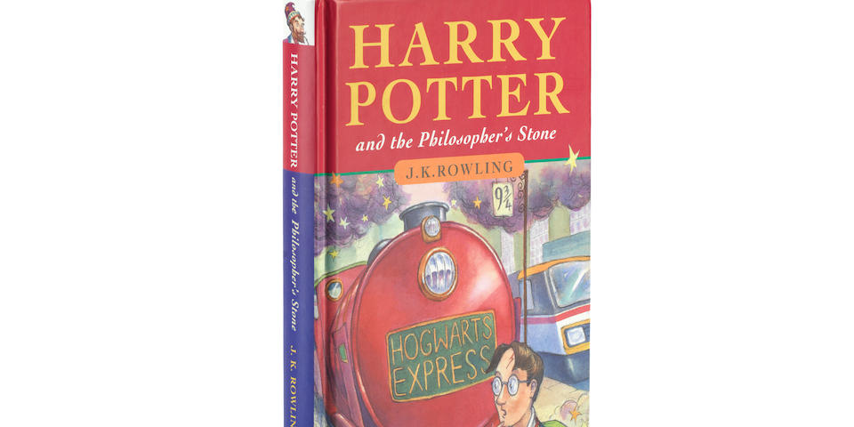 ROWLING (J.K.) Harry Potter and the Philosopher's Stone, FIRST EDITION, FIRST IMPRESSION, Bloomsbury, 1997