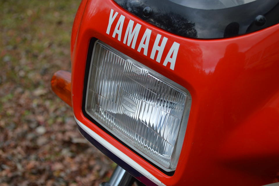 1984 Yamaha RZV500R Frame no. 51X001212 Engine no. to be advised