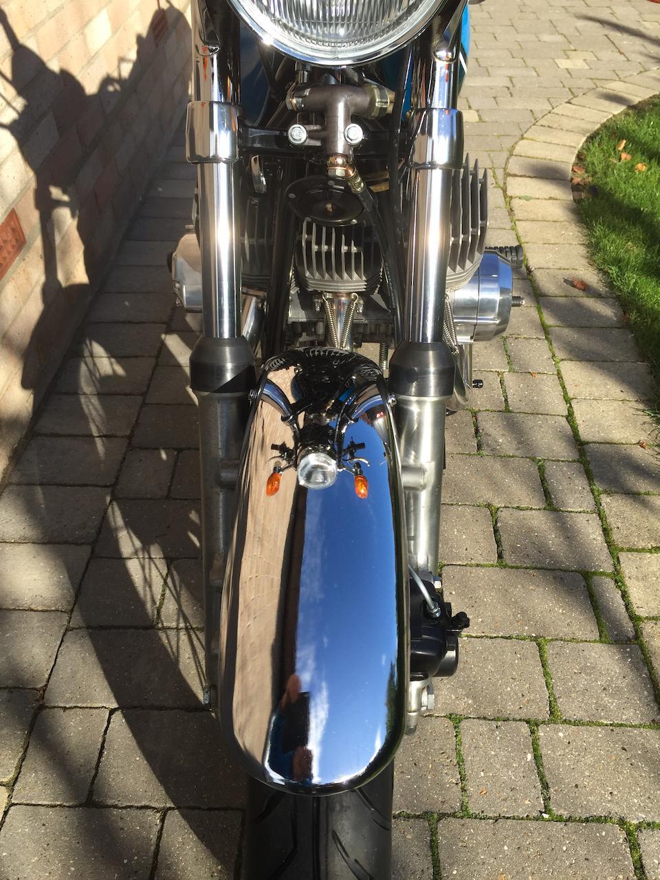 1976 Kawasaki 498cc KH500 Frame no. H1F 52211 Engine no. KAE 122320