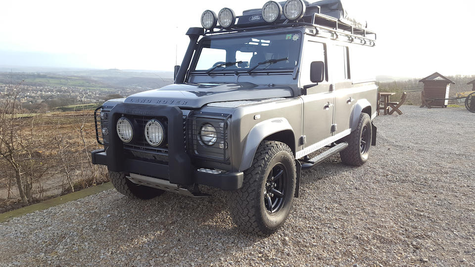 2009 Land Rover Defender 110 XS 4x4 Utility  Chassis no. to be advised