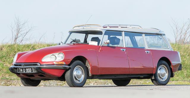 1974 Citroën DS23 Safari Estate  Chassis no. 00FF4182
