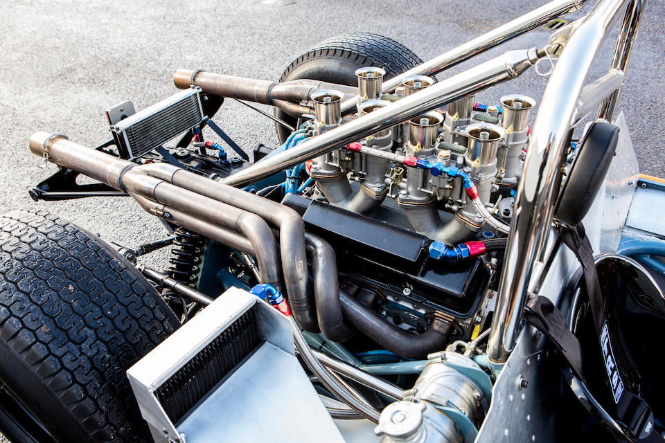 1966 McLaren M1B Group 7 'Can-Am' Sports Racer  Chassis no. 30-21