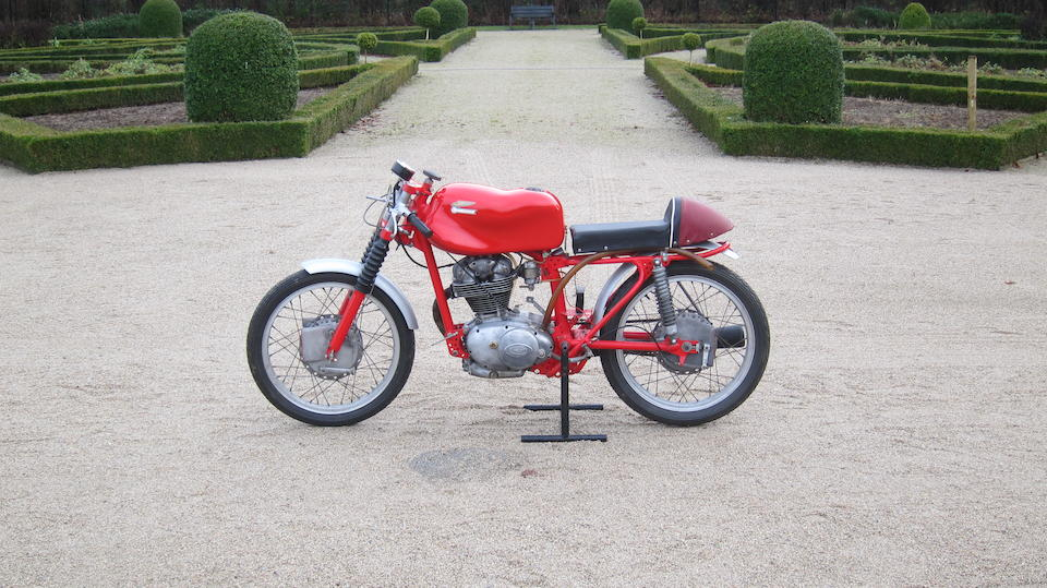 Ex-Campbell Donaghy, 5th in the Ulster Grand Prix, first ever world championship point for a Ducati 250 single, 1961 Ducati 250cc F3 Production Racer Frame no. DM1003F3 Engine no. E-1003-F3