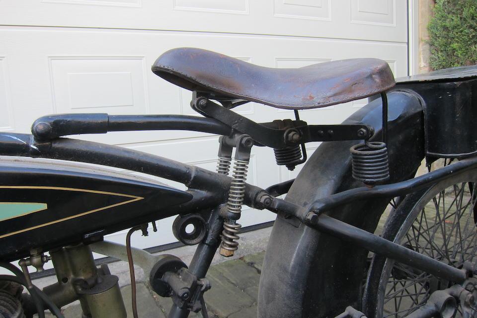 c.1920 Rex 550cc Model 77 4Hp Frame no. not visible Engine no. F1924