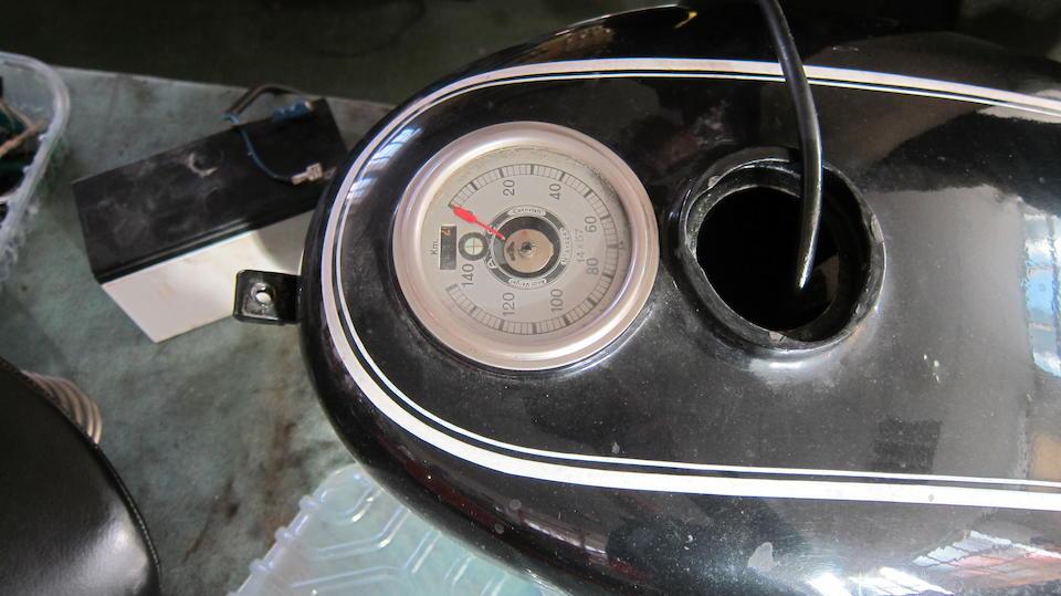 1929 BMW 735cc R16 Frame no. P540 Engine no. 75723