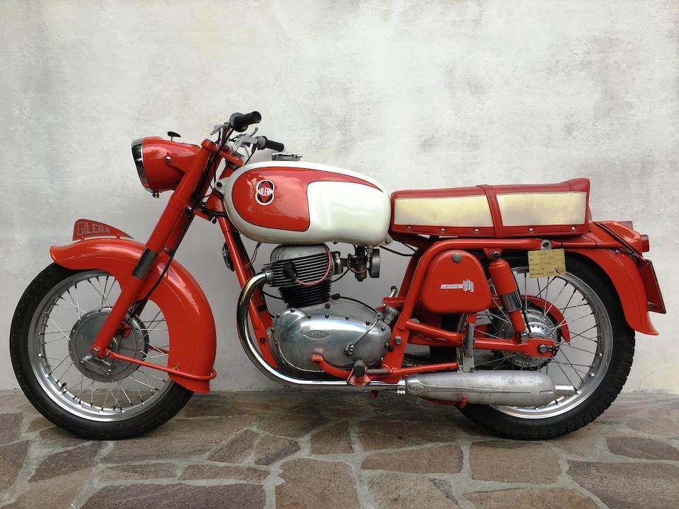 1959 Gilera 305cc B300 Extra Frame no. B31 4214 Engine no. 31/4216