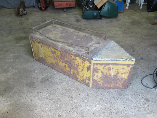 A believed AA type sidecar body