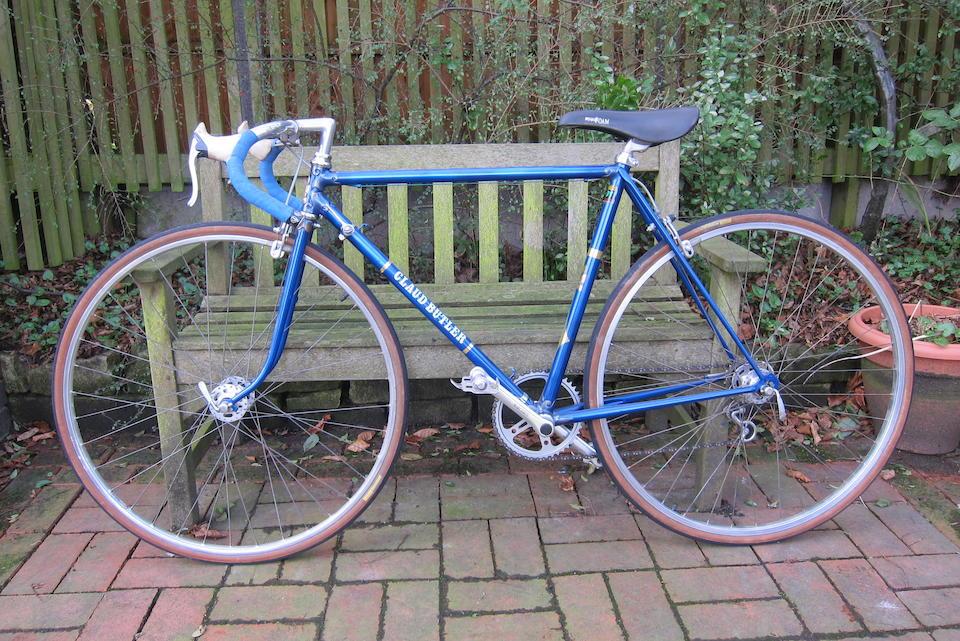 A c.1956 Claude Butler bicycle