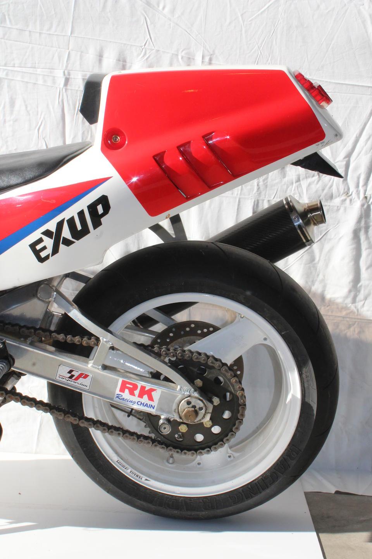 1990 Harris-Yamaha FZR1000 EXUP Frame no. HPF1173 Engine no. 3LG010213