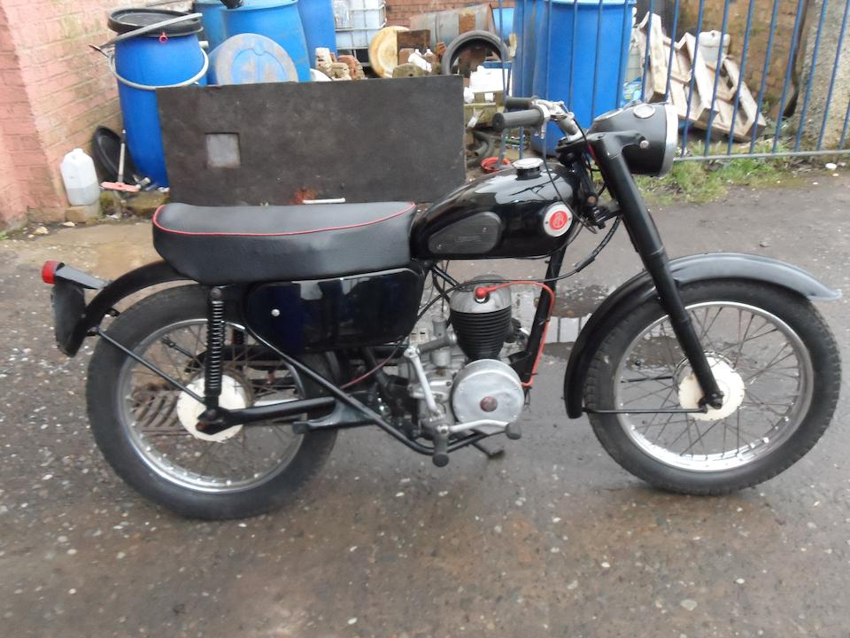 1956 Francis-Barnett 197cc Falcon 74 Frame no. to be advised Engine no. to be advised