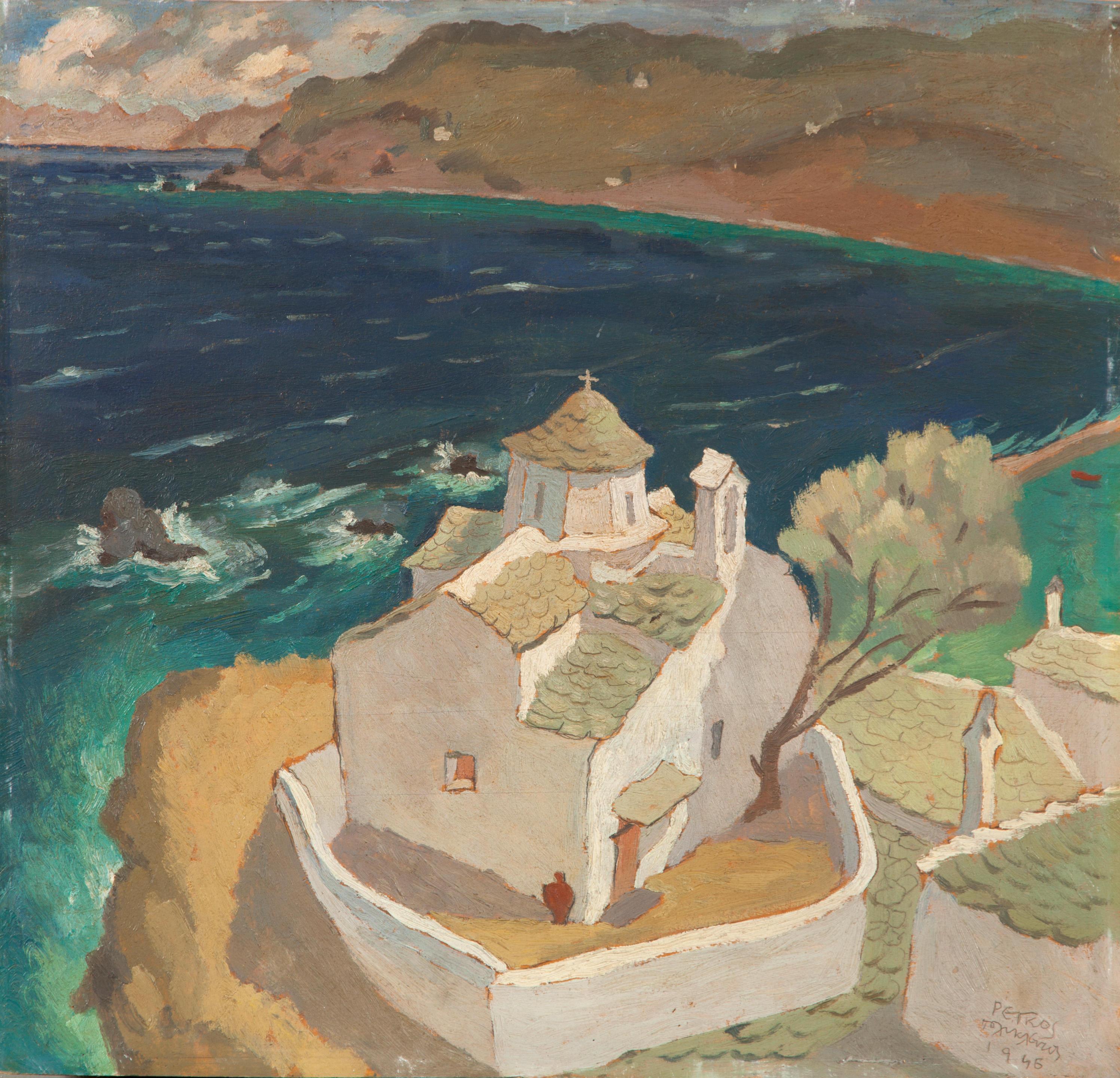 Polykleitos Rengos (Greek, 1903-1984)