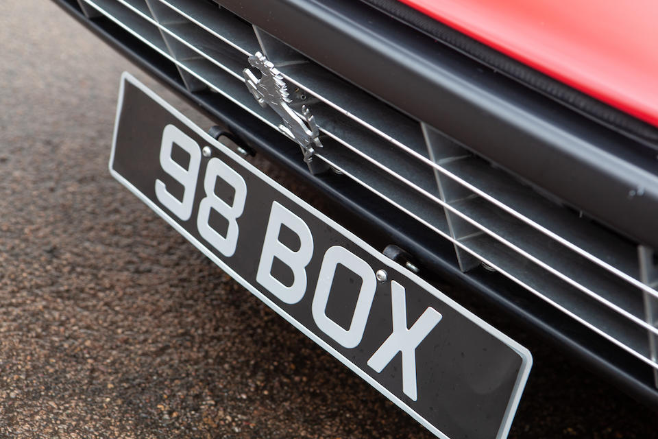 Delivered new to Sir Elton John,1974 Ferrari 365 GT4 Berlinetta Boxer  Chassis no. 17741