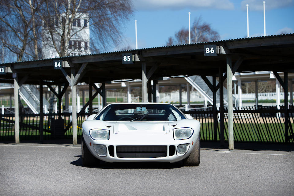 The Terry Drury Tribute Ford GT40