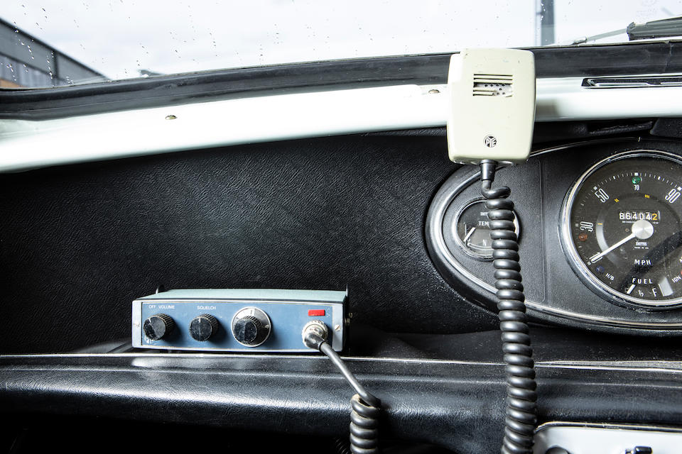1970 Mini Cooper  1,275cc 'S' MkII Sports Saloon  Chassis no. C-2ASB/1373558