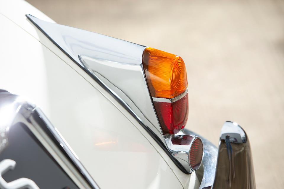 1959 Jaguar XK150 'S' 3.8-Litre Roadster  Chassis no. T820063DN