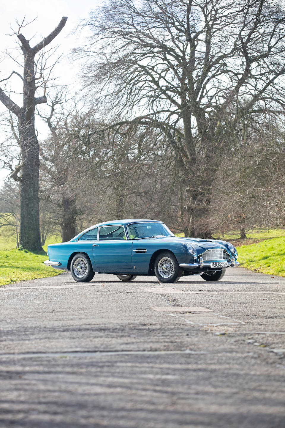1964 Aston Martin DB5 Sports Saloon to Vantage Specification  Chassis no. DB5/1900/R