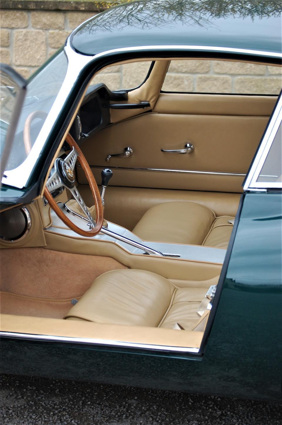 1962 Jaguar E-Type 'Series 1' 3.8-Litre Coupé  Chassis no. 886967