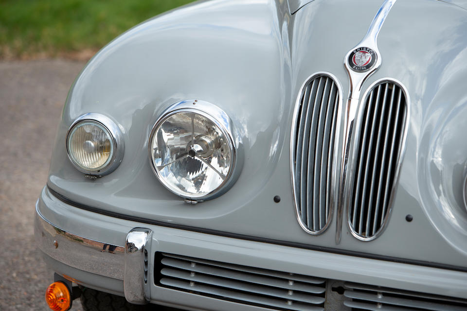 1953 Bristol 403 Sports Saloon  Chassis no. 403/1346