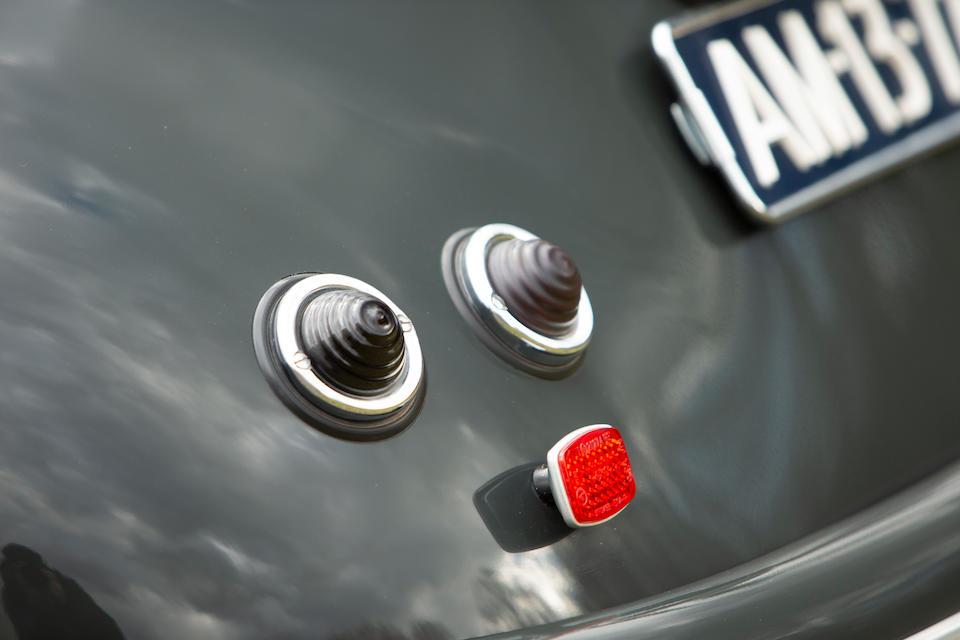 1955 Porsche 356A Speedster  Chassis no. 80549