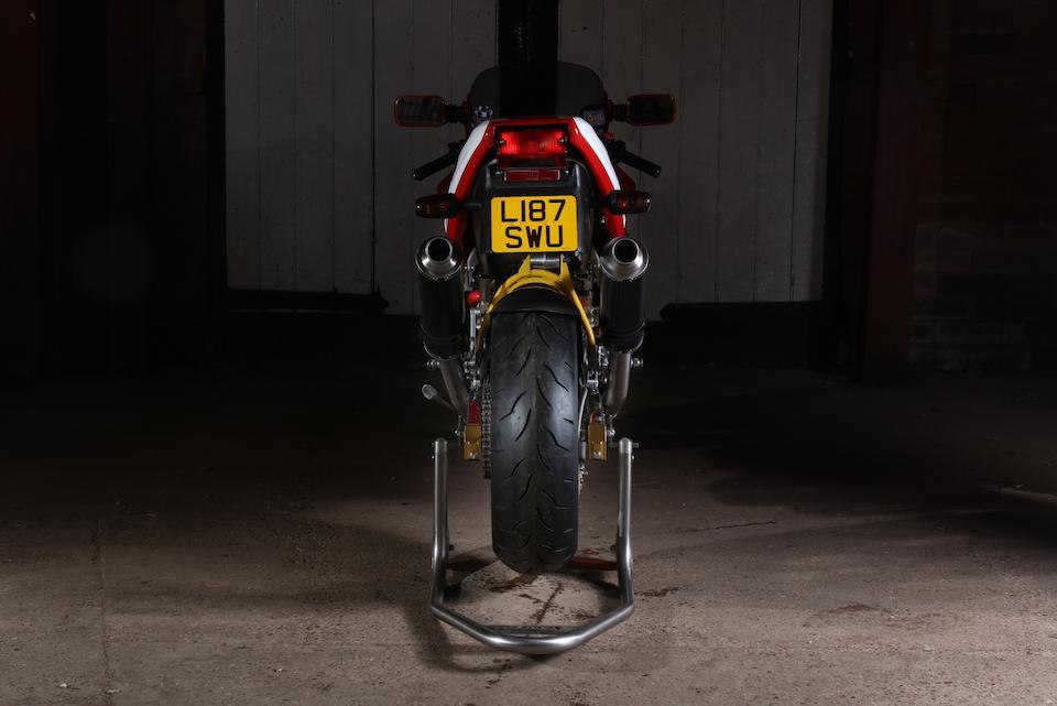 1994 Ducati 888 SP5 Replica Superbike Frame no. ZDM888S1001898 Engine no. ZDM888W4B001883