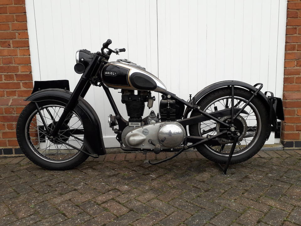 1947 Ariel 499cc Model VG Project Frame no. BP5905 Engine no. none visible