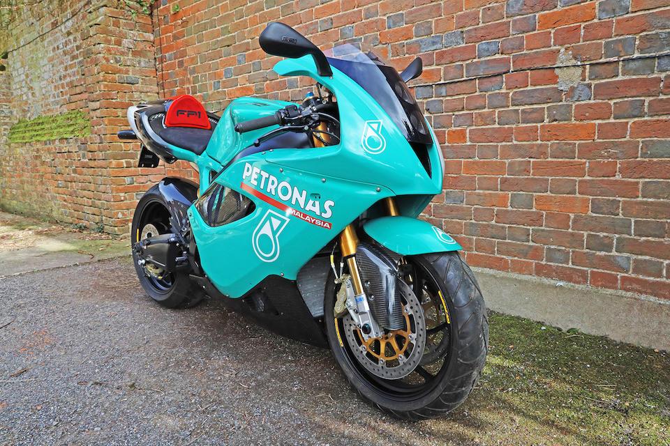 2003 Petronas 900cc FP1 Frame no. PN9AA90S43M000133 Engine no. 01.108