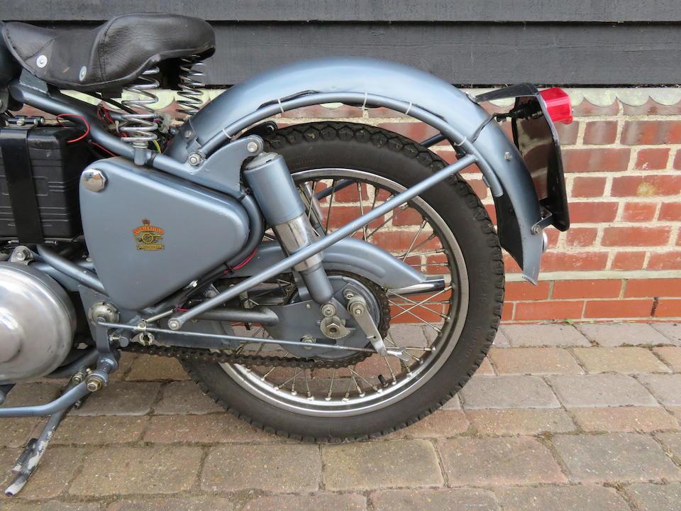 1951 Royal Enfield 346cc Bullet  Frame no. 18966  Engine no. 18966
