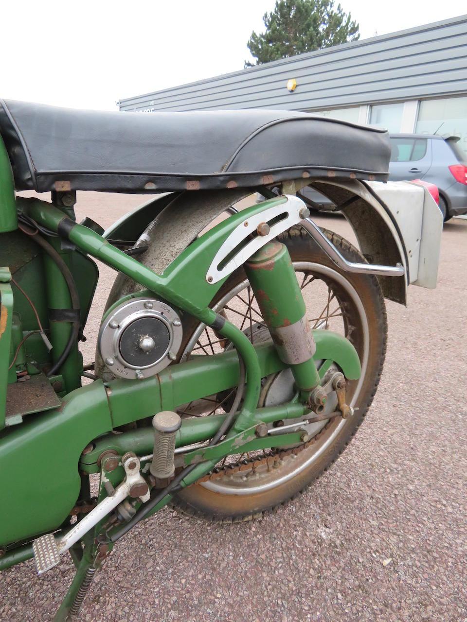 Property of a deceased's estate, c.1961 Velocette 499cc Venom Frame no. RS16882 Engine no. VM3340