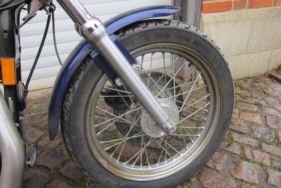 1999 Harley Davidson 883cc Sportster XLH Hugger Frame no. 1HD4CEM16XK121735 Engine no. *CEMX121735*