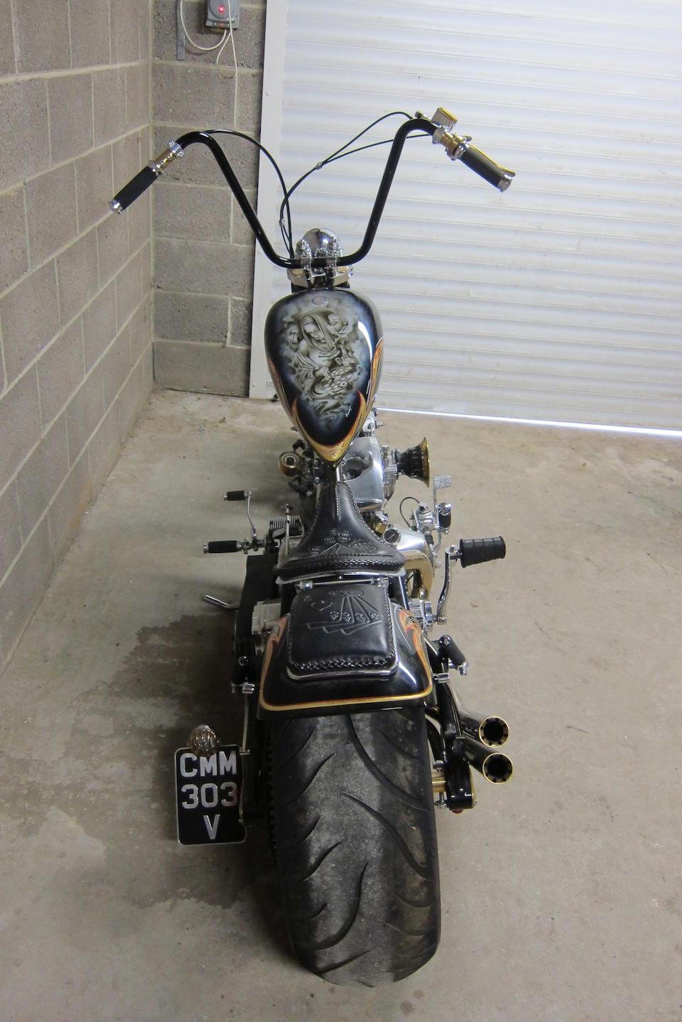 1979 Harley Davidson 1208cc FXE Super Glide 'Lucky 13 Shovel' Frame no. 9D67657H9 Engine no. 9D67657H9