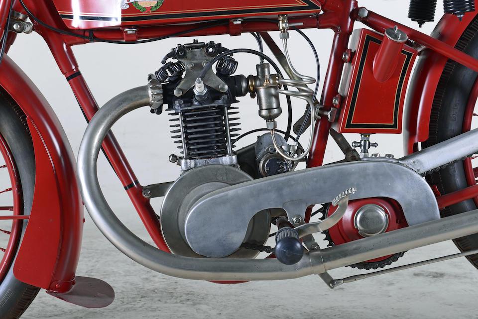 1926 Piazza 174cc Corsa Frame no. 136 Engine no. A2-138