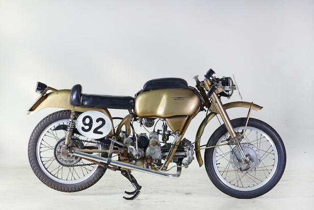 1957 Moto Guzzi 247cc Airone Sport Frame no. MDL54 Engine no. MDL51